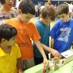 Howard Bishop Science Night table-4