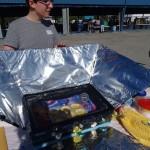 announce photo-solar oven