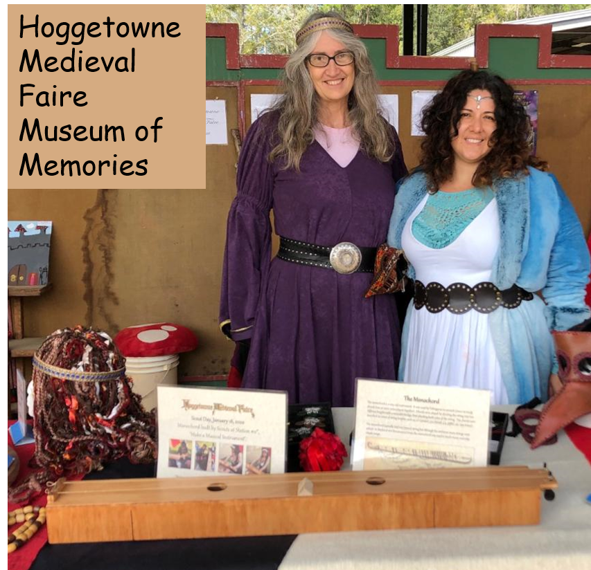 Hoggetowne Medieval Faire Museum of Memories